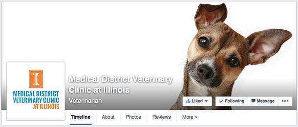Facebook Page: http://www.facebook.com/medicaldistrictvet