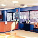 interior of Medical District Veterinary Clinic
